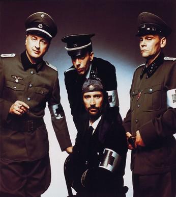 SSkupinová fotka Laibachu