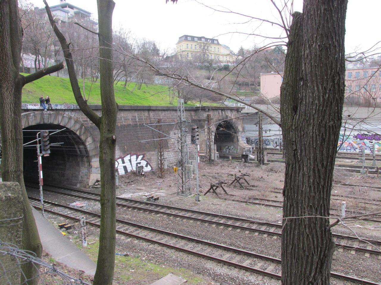 Vinohradské tunely